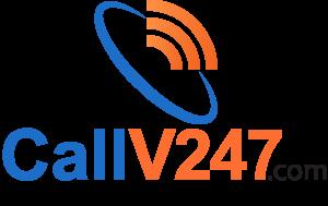 Call V247 Logo